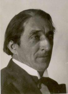 Karel Jeraj, slovenski skladatelj in violinist, vodil je glasbeni razvoj slepih in slabovidnih oseb