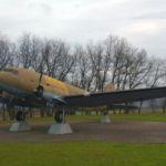 Letalo DC-3 z II. svetovne vojne - Otok pri Metliki
