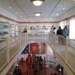 Prvo nadstropje muzeja