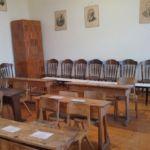 Učilnica - pogled na razred