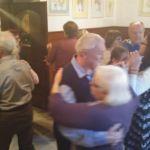 Ples ob prijetni glasbi